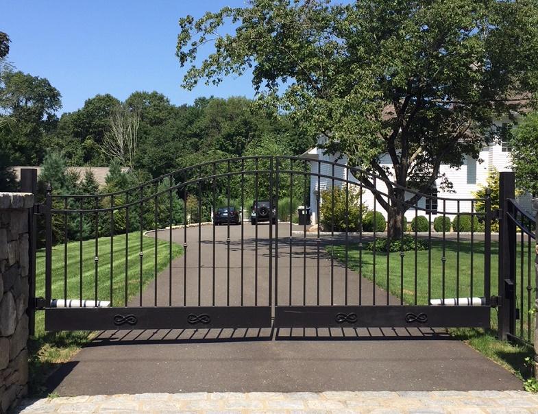 Driveway Gates - Stamford Forge